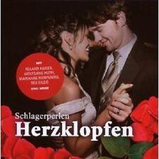 """SCHLAGERPERLEN """"HERZKLOPFEN""""  CD NEUWARE MIT ROLAND KAISER, WOLFGANG PETRY, MARI"""