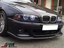 For 1996-2003 BMW E39 M5 Only HM Style Carbon Fiber Front Bumper Sploier Lip