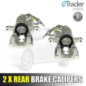 For Ford Galaxy 2006 - 2015 Rear Brake Calipers PAIR Qty x 2 inc TDCi & Ti