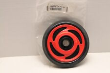 """Parts Unlimited Bogie Idler Wheel 4702-0040 5.35"""" Red Indy XCR RMK XC Classic +"""