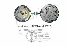 Movimento Miyota 0S11 cronografo quarzo Movement chrono quartz OS11 watch Japan