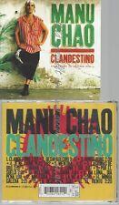CD--MANU CHAO--CLANDESTINO |
