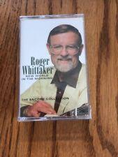 Roger Whittaker New World In the Morning Cassette Ships N 24h