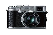 Fujifilm X100 12,3 MP Kompaktkamera - Silber - Wie Neu #240