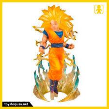 Dragon Ball Z Figuarts Zero Super Saiyan 3 Son Gokou Goku Bandai Authentic