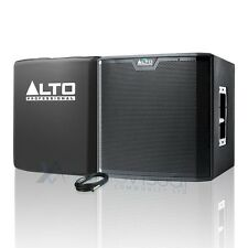 "Alto TS212S 12"" 1250W Active Powered DJ PA Subwoofer with Sub Cover & FREE Cable"