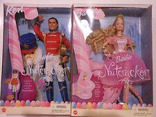 Barbie and Ken in the Nutcracker Sugarplum Princess and Prince Eric 2001
