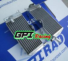 Aluminum Radiator for HONDA CR125R/CR125 R 1990-1997 1996 1995 1994 1993 92