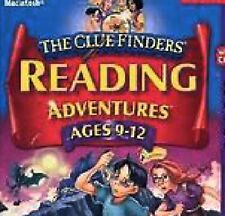 Cluefinders Reading Adventures Ages 9-12 Pc New Cd Rom In Paper Sleeve Win10 XP