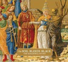 THE SOIL BLEEDS BLACK The Kingdom & its Fey CD Digipack 2016