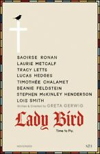 Lady Bird  Movie Poster Double Sided 27x40 Original