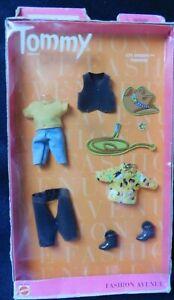 Barbie Tommy Li'L Sheriff Fashion Avenue Accessories 2001 Mattel