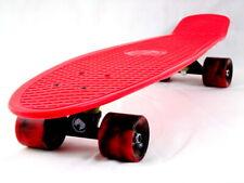 Retro Cruiser Skateboard rot rot 69 cm = 27