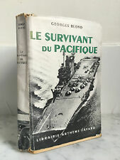 Georges Blond Le débarquement 6 juin 1944 Librairie Arthème Fayard 1951