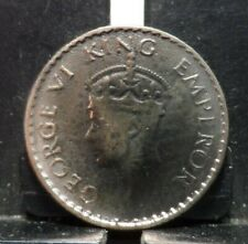 CIRCULATED,BUT CULLED. 1940 1/4 ANNA INDIA COIN(42819)!