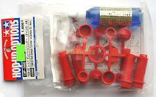 "Tamiya TGM-02 & TXT-1 Damper Cylinder Red (Stoßdämpfer) ""NEW"" 53560 B"
