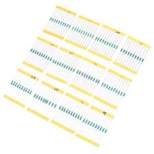 120pcs 0410 1/2W DIP inductors assortment kit 12 values 1UH-1MH XR