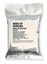 Comodynes Makeup Remover Towels for Face and Eyes Dry Skin 20 Per Pack