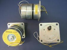 Berger Lahr Getriebemotor 220V 50Hz  5Rpm 220V 50HZ