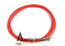 3M Jumper Cable Simplex Multimode LC-LC LC To LC Fiber Optic Optical Patch Cord