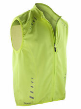 Polyester Sleeveless Gilet Breathable Men's Activewear
