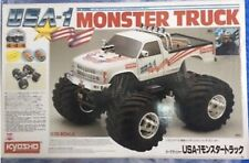 [Kyosho] VINTAGE #3165 1/10 USA-1 4x4x4 Monster Truck (Nuovo con Scatola)