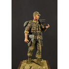 Soldier of the 8th Marine Parachute Reg Painted Tin Toy Soldier Pre Sale