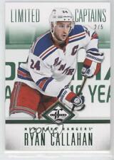 2012-13 Panini Limited Emerald /5 Ryan Callahan #169