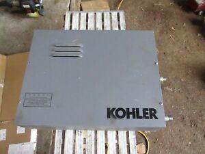 Kohler Steam Generator K-1559 Untested 5KW Single Phase 240V AC