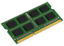 8GB Kingston PC3-12800 1600 MHz SO-DIMM DDR3 CL11 memoria módulo