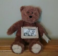 """Teddy Bear Plush Picture size 2""""x3"""" Frame God's Not the Only One Who Loves You"""