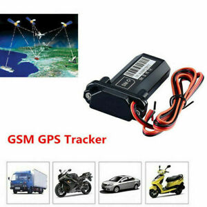 Realtime GPS GPRS GSM Tracker For Car Vehicle Motorcycle Tracking Device ST-901