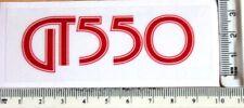 Suzuki GT550 Sticker.    A30b