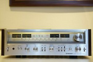 Vintage Pioneer SX-880 Receiver, Great working condition  See pics