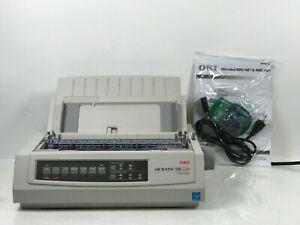 Vintage OKI GE7000A Microline 320 Turbo 9 Pin USB Dot Matrix Brand New