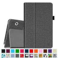 """For RCA Voyager 7"""" II III / RCA Voyager Pro 7 inch Tablet Folio Case Cover Stand"""