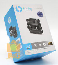 """NEW BOXED HP F550G 4K HD1440P 156 WIDE G-SENSOR GPS 2.31""""LCD CAR DVR DASH CAMS"""
