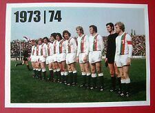 Mannschaftsbild FC Augsburg von 1973 '