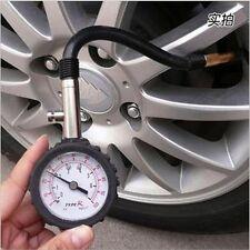 Pocket mechanical Tyre Air Pressure Gauge Car Van Motorcycle Inflator Compressor