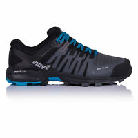 Inov8 Mens ROCLITE 315 Trail Running Shoes Trainers Sneakers Black Blue Sports