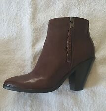 All Saints Paget Boots!!! Chocolatey Butter Soft Leather!! 😍😍 Size 9.5