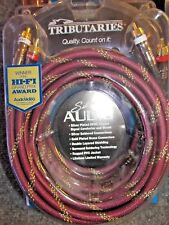 Tributaries  Silver Rca 4Meter Cable