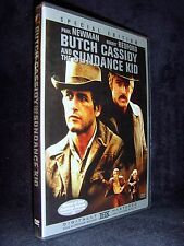 Butch Cassidy and the Sundance Kid (Dvd, 2005) Mint Disc•No Scratches•Us•Redford