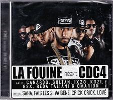CD 19T LA FOUINE PRÉSENTE CDC4 CAPITALE DU CRIME VOL.4 DE 2014 NEUF SCELLE