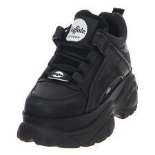 Buffalo London Classic Nere Sneaker Donna Platform