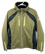 Spyder XTL 10K Thinsulate LiteLoft Insulated Hooded Snowboard Jacket Womens 8