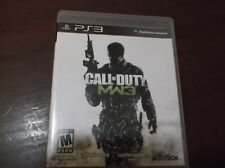 Call of Duty: Modern Warfare 3 For PS3 Complete
