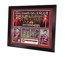 Western Sydney Wanderers Signed photo Asian Champions League Memorabilia Juric A