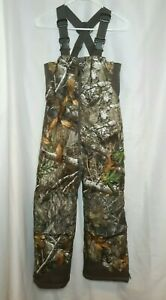 Magellan Camouflage Hunting Overalls Youth Size Medium (10-12)  NWOT
