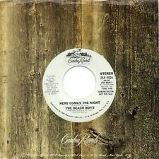 BEACH BOYS -  HERE COMES THE NIGHT - CARIBOU - PROMO 45